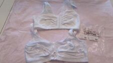 2 Mastectomy Bras 34DD ABC AlmostU Pocketed for Prosthesis  Brand New With Tags