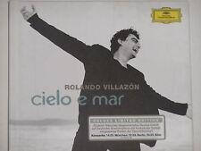 Rolando Villazon & Cilea -Cielo E Mar- CD Deluxe Limited Edition