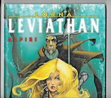 Lorna Leviathan A Azpiri 2000 Heavy Metal Hardcover GN 60 pp FN/VF 1882931599