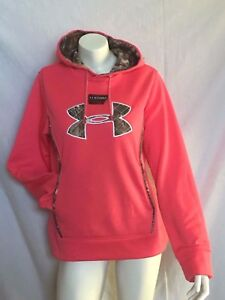 Under Armour Hoodie - Realtree - Mossy Oak Camo UA Storm Woman Ladies - You Pick