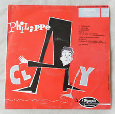 33 TOURS 25 cm PHILIPPE CLAY A L'OLYMPIA LE CHEMINEAU PHILIPS N 76401 R