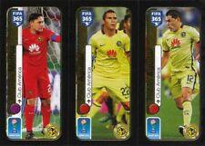 Panini Sticker Fifa 365 2017 Nr. 660a Moises Munoz 660b Paul Aguilar 660c Pablo
