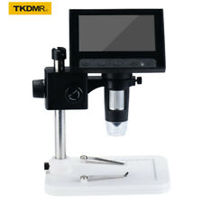 43 Inch 1000x Digital Electronic Magnifying Glass With Microscope