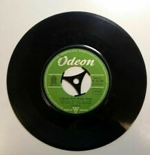 The Beatles I Should Have Known Better & And I Love Her Odeon 7'' Platte Vinyl