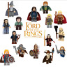 Lord of the Rings Custom Lego Minifigures Gandalf Frodo Marvel LOTR