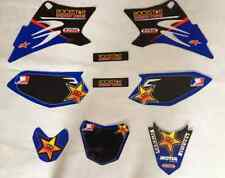 Motorcycle TTR50 3m graphics decals sticker FOR YAMAHA moto dirt pit BIKE TTR 50