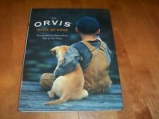 ORVIS BOOK OF DOGS Hunting Game Dog Hunter Birddog Pets Pet Training Book NEW