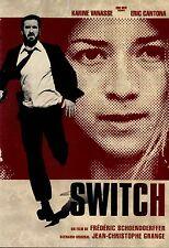 BRAND NEW DVD // The Switch // KARINEVANASSE,ERIC CANTONA //