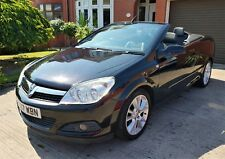VAUXHALL ASTRA 1.8 I DESIGN TWIN TOP 2DR  CONVERTABLE