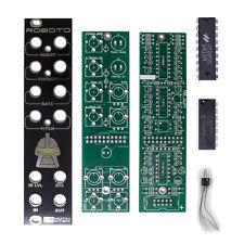 Synthrotek Roboto PCBs, Panel, ICs and Vactrol - Voice Changer Eurorack Module