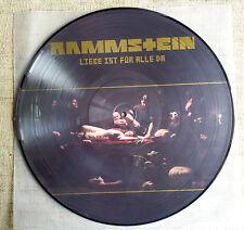 Rammstein – Liebe Ist Für Alle Da Universal Music  0602527213460 PICTURE DISC