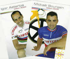 Cyclisme, ciclismo, wielrennen, radsport, cycling, EQUIPE COFIDIS 2004