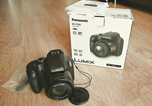 Camara digital Lumix DC-FZ82, Zoom optico x60, Video 4K