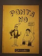 Pontano. Numero unico goliardico, Voghera, 1971, rivista goliardica umoristica