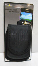 Nite Ize Rugged Black Phone Pouch Case W Belt Clip for Blackberry (Rot