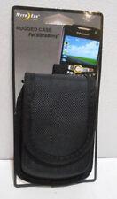 Nite Ize Rugged Black Phone Pouch Case W Belt Clip for Blackberry (Rotates 360º)