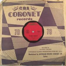 """JERRY VALE - You Don't Know Me/ Enchanted 78rpm 10"""" Shellac Record (7156)"""