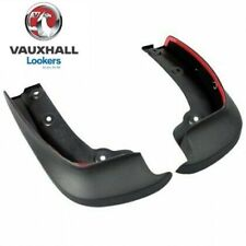 Genuine Vauxhall Corsa E (2015 on) Front Mudflaps / Mud Flaps 13432600 Brand New