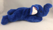 TY Beanie Baby Buddy Original 1998 Rare Royal Blue Peanut The Elephant