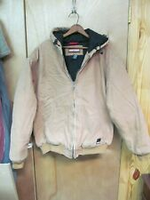 Craftsman Heavy Quilted Duck Jacket Men's Large