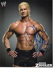 Dolph Ziggler  SIGNED 10X8 PHOTO (WWE) AUTOGRAPH AFTAL COA (7083)