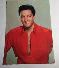 Elvis Vintage Postcard Promo For Viva Las Vegas