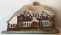 Lilliput Lane Honeysuckle England Collection Handmade UK Miniature