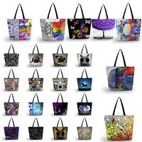 NEW Design Large Shopping Shoulder Bags Women Handbag Beach Bag Tote HandBags
