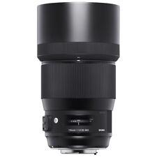 Sigma 135mm F1.8 DG HSM 'A' Lens - Canon Fit