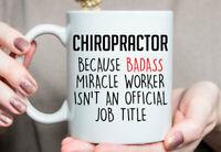 Gift For Chiropractor Chiropractor Mug Best Chiropractor Ever Chiropractor Gift