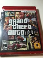 Grand Theft Auto IV (Sony PlayStation 3, 2008) Brand New Factory Sealed