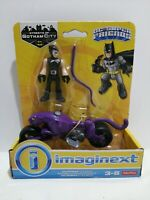Imaginext DC Super Friends Catwoman And Cycle