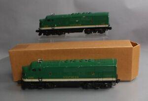 Lionel 2356 Vintage O Southern F-3 AA Diesel Locomotives