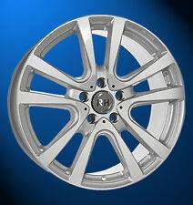 4 Stück RH DH Adventure 8.5x18 5x130 ET55 silber Porsche Audi VW NEU WINTER