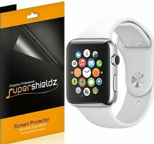 6X Supershieldz HD Clear Screen Protector Film For Apple Watch 42mm / Sport 42mm