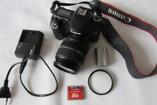 Canon EOS 40D 10.1MP Digital-SLR DSLR Camera + EF-S IS USM 17-85mm Lens + 8GB CF