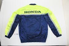 Rare JDM Honda Motocycle Windbreaker Jacket Jumper , Large