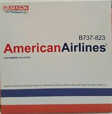Dragon Wings American Airlines B737-823 1:400