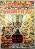 AFL GRAND FINALS GREATEST MOMENTS 1961 - 2007 Official AFL DVD
