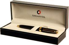 Boligrafo Sheaffer Prelude  laca negra Gt.  Nuevo a estrenar. penna , stylo