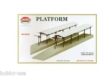 Model Power   HO STATION PLATFORM Kit  MPC478