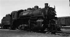 1958 Canadian Pacific CPR 2-8-0 Locomotive #3677 - Original Railroad Negative