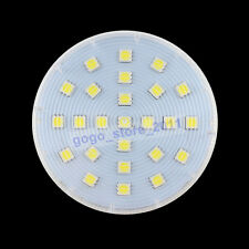 GX53 25 SMD LED 200-250LM 3.5-4W Cool White Lamp Bulb 5050 Chip
