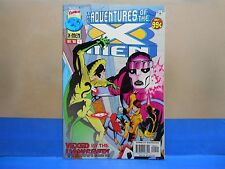 THE ADVENTURES OF THE X-MEN #9 of 12 1996/97 (ANIMATED SERIES) Uncertified