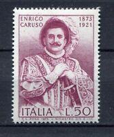 S8027) Italy Republic MNH 1973, Caruso 1v