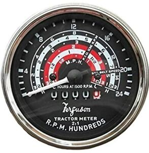 MPH Clockwise Tachometer for Massey Ferguson 35-894423M91