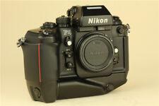 Nikon F4S 35mm SLR Film Camera w/ MB-21