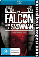 The Falcon And The Snowman  BLU RAY NEW, FREE POSTAGE WITHIN AUSTRALIA