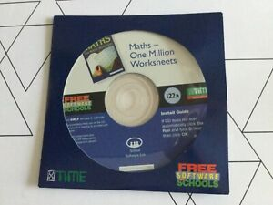Maths One Million Worksheets 1997. HOME SCHOOLING EDUCATION