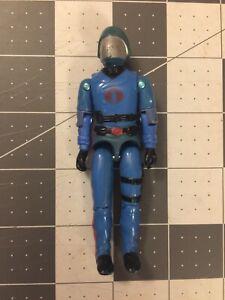 GI Joe Cobra Commander 1983 swivel arm v1.5 vintage action figure Hasbro ARAH
